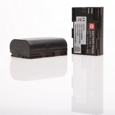2-x-Batteria-LPE6-LP-E6-MP-EXTRA®-per-CANON-x2-Ottimizzato-per-CANON-EOS-60D-Canon-EOS-7D-Canon-EOS-5D-MK-II-0