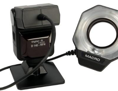Bilora-D140RF-N-Flash-circolare-digitale-per-Nikon-i-TTL-0