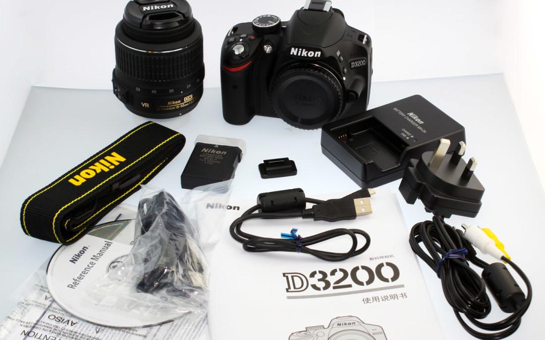 Le 3 fotocamere NIKON più vendute a giugno 2014